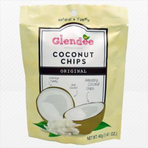 ココナッツチップス オリジナル グレンディ 40g|aijyoclubecolo