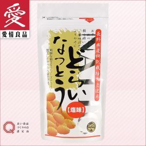 ドライ納豆 村田商店 どらいなっとう 塩味 40g 長野県産特別栽培大豆使用|aijyoclubecolo