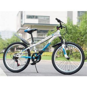 自転車 22インチ 数量限定キャンペーン Cyfie ホーク 6段変速 前と後ろブレーキ付き おしゃれ 組み立て式 特別提供品 中字取説付き|aikikabushiki