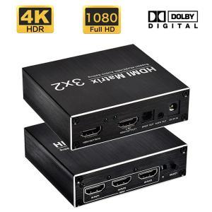 仕様: サイズ:87x77x24mm 解像度:4Kx2K/3D/1080P,HDR・HDCP1.4対...