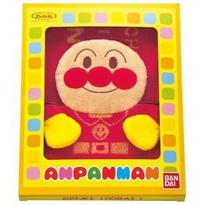 アンパンマン パペットタオル AP23151(8%OFF)(出産内祝い お返し 結婚 入学祝 ギフト 引き出物 贈答品)|aikuru