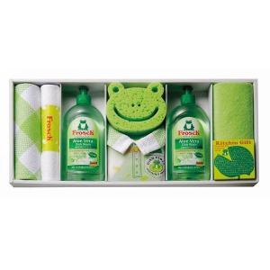 内祝い 洗剤 ギフト フロッシュ キッチン洗剤ギフト FRS−030(10%OFF)(出産内祝い/お返し/ギフト/引き出物/贈答品/セット/引越し/ご挨拶)|aikuru