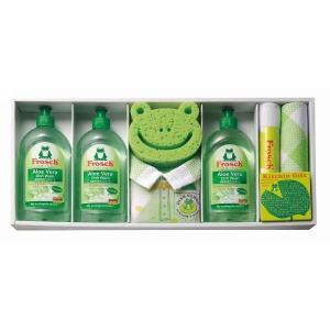 内祝い 洗剤 ギフト フロッシュ キッチン洗剤ギフト FRS−040(10%OFF)(出産内祝い/お返し/ギフト/引き出物/贈答品/セット/引越し/ご挨拶)|aikuru