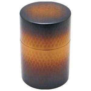 新光堂 純銅鎚目茶筒 赤銅仕上げ BC-206(8%OFF)(出産内祝い お返し 結婚 入学祝 ギフト 引き出物 贈答品) aikuru