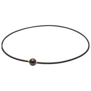 羽生結弦選手 愛用商品 ネックレス RAKUWA ネックX100 ミラーボール ブラック/ゴールド(ブラック/ゴールド, 45cm)の商品画像|ナビ