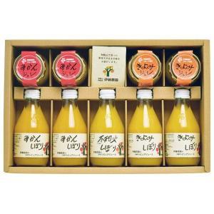 伊藤農園 100%ピュアジュース&ジュレセット V-113(出産内祝い お返し 結婚 入学祝 ギフト 引き出物 贈答品)|aikuru