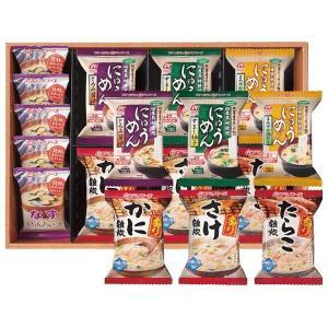アマノフーズ フリーズドライバラエティギフト(17食) M-315NA(出産内祝い お返し 結婚 入学祝 ギフト 引き出物 贈答品) aikuru