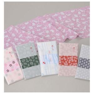 日本手拭 小紋柄(のし包装メッセージカード対応不可品)(※色指定不可) aikuru