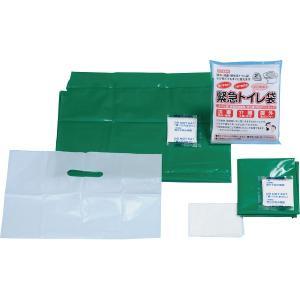緊急トイレ袋2枚セット KB01ー01(9%OFF)(のし包...