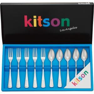 キットソン カトラリー10本セット 174-210(12%OFF)(出産内祝い/お返し/出産/ギフト/引き出物/贈答品)|aikuru