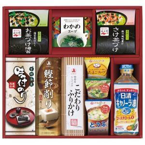 アマノフーズ&永谷園食卓セット BS-40K(20%OFF)(出産内祝い お返し 結婚 入学祝 ギフト 引き出物 贈答品) aikuru