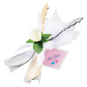 ペアスイートスプーン(2本入) A41804(11%OFF)(のし包装メッセージカード対応不可品)|aikuru