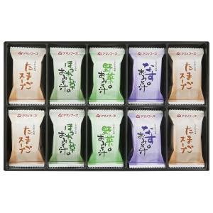 アマノフーズ 味わいづくしギフト M-250A(8%OFF)(出産内祝い お返し 結婚 入学祝 ギフト 引き出物 贈答品) aikuru