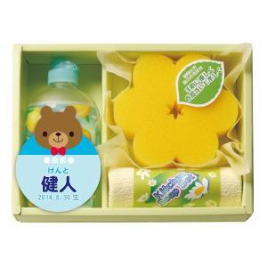 (内祝い 名入れ)ファーファ 台所用洗剤セット ブルー(男の子向) FAF-10B(1個より名入可 当店のみ オリジナル名入れ) 納期3〜5日可能|aikuru