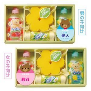 (内祝い 名入れ)ファーファ 台所用洗剤セット FAF-15(1個より名入可 当店のみ オリジナル名入れ) 納期3〜5日可能|aikuru