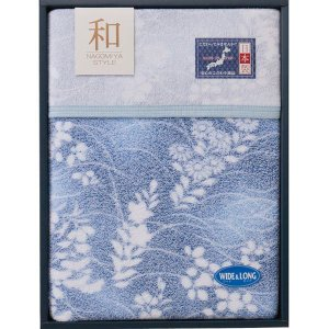 マイヤータオルケット NGY18100 || 内祝 タオルケット ケット 寝装品 寝具 ギフト 贈り物 詰め合わせ ポイント10倍の商品画像|ナビ