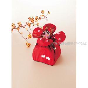 かつおぶし詰合せ 「舞うさぎ」 赤色(20%OFF) のし包装・メッセージカード不可品(内祝い/出産内祝い/お返し/ギフト/結婚内祝い/贈答品)|aikuru