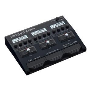 ZOOM G3n ギター用マルチエフェクター