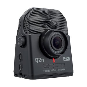 ZOOM Q2n-4K ズーム ハンディビデオレコーダー