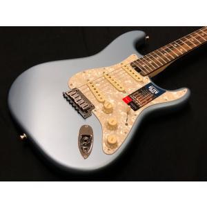 American Elite Stratocaster EB IBM フェンダー USA ストラト【...