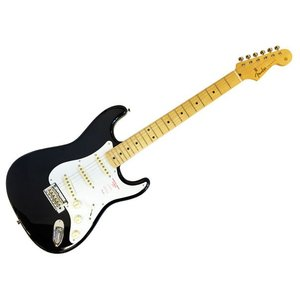 Fender Made in Japan Hybrid 50s Stratocaster Black...