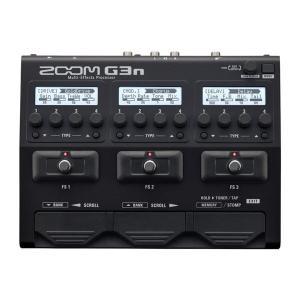 【新品・送料込】ZOOM G3n Multi-Effects Processor ズーム