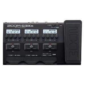 ZOOM G3Xn Multi-Effects Processor ズーム