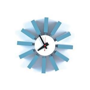ジョージ・ネルソン,ブロッククロック,ネルソンクロック,壁掛時計,デザイナーズ・リプロダクト|aimcube