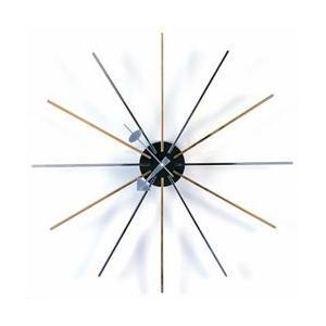 ジョージ・ネルソン,スタークロック,ネルソンクロック,壁掛時計,デザイナーズ・リプロダクト|aimcube