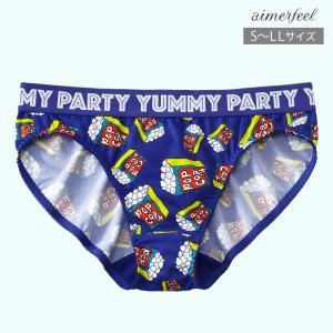 ショーツ レディース/YUMMY PARTY プレーンショー...