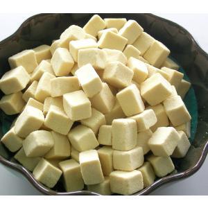 登喜和冷凍食品 鶴羽二重 こうや豆腐 サイコロタイプ 500g(1/20)|aimu
