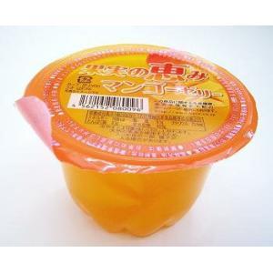 果実の恵み マンゴーゼリー 1個 /★税抜1万円以上で送料無料(北海道、沖縄、一部地方除く)★|aimu