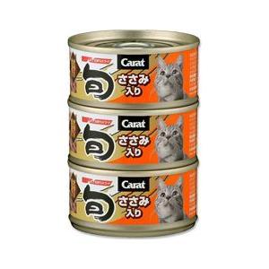 愛猫の大好きなツナフレークをベースに、低脂肪なささみをトッピング。 ツナを最もおいしい状態でパック。...