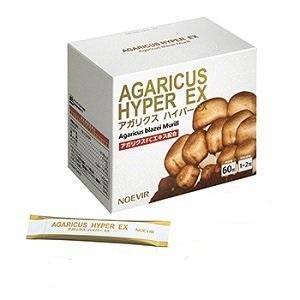 【ポイント10倍・送料無料】ノエビア アガリクスハイパー 60包 (NOEVIR・ノエビア)|ainastyle