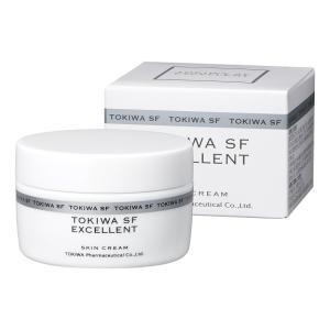 薬用クリーム トキワスキンフードエクセレント63g  (常盤薬品 ノエビアグループ スキンフードEX 医薬部外品 TOKIWA SKINFOOD EX|ainastyle