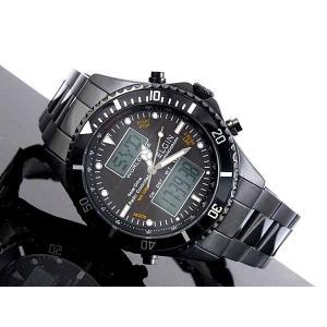 ELGIN エルジン 腕時計 FK1349B-BP 電波ソーラー 電波ウォッチ|ainet