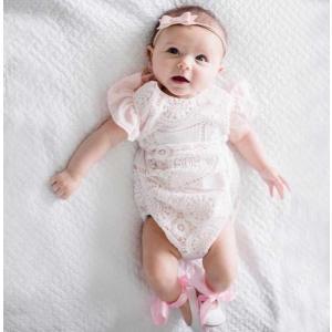 ベビー服 ベビー ロンパース 女児 赤ちゃん 新生児 出産祝い お宮参 女の子保育園 ロンパース カバーオール結婚式 子供服|ainio