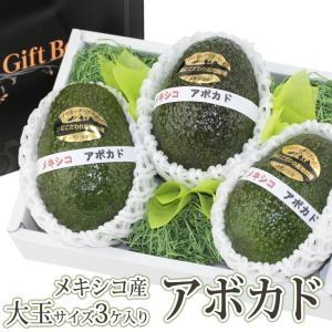 アボカド  フルーツ くだもの 果物 父の日 母の日【アボカド(プロミッチゴールド)(メキシコ産) 3個入】|aino-kajitu