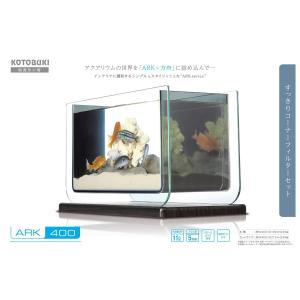 コトブキ工芸 アーク400 CFセット ainstock