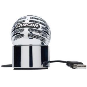 【箱汚れ】【アウトレット】SAMSON Meteorite USB Studio Mic|aion