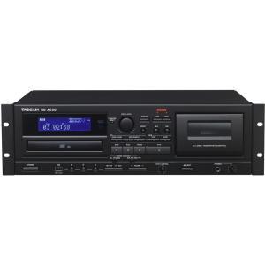 【箱傷み】【アウトレット】TASCAM CD-A580|aion