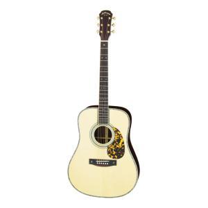 ARIA AD-915 N/ハードケース付 オール単板 アコースティックギター