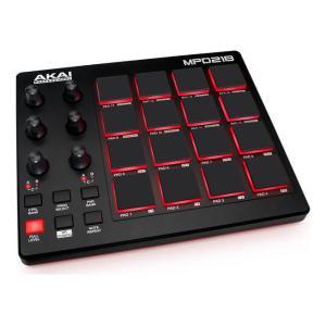 AKAI Professional MPD218 / USB - MIDIパッドコントローラー