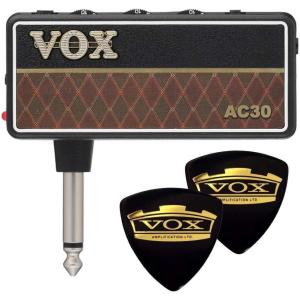 VOX/ヴォックス ヘッドホン・ギター・アンプ アンプラグ2 amPlug2 AC30 .の商品画像|ナビ