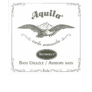 【弦×1セット】Aquila アクイーラ AQ-BU(68U)×1 THUNDERGUT ベースウクレレ弦 ウクレレベース用/メール便発送・代金引換不可|aion