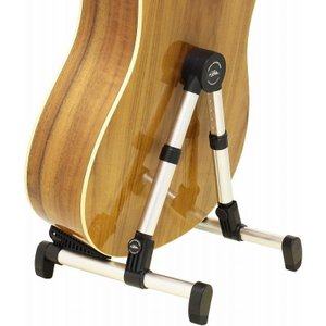 ARIA GSC-220 アルミ製 軽量 コンパクト ギタースタンド エレキ アコギ 対応/送料無料|aion|03