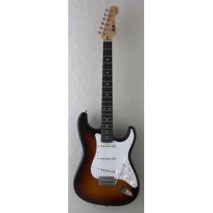 【ポイント5倍】Fujigen BCST10RBD-3TS/01 STタイプ エレキギター /ギグバッグ付/送料無料|aion