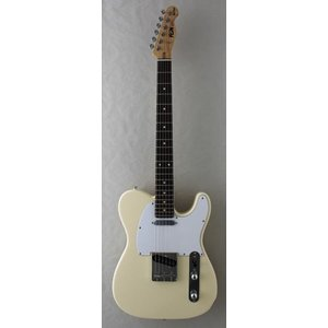 Fujigen BCTL10RBD-VWH/01 TLタイプ エレキギター /ギグバッグ付 aion