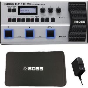 BOSS GT-1B(純正ACアダプター/PSA-100S2+専用スリーブケース付) Bass Ef...