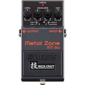 BOSS MT-2W Metal Zone 技 WAZA CRAFT 日本製